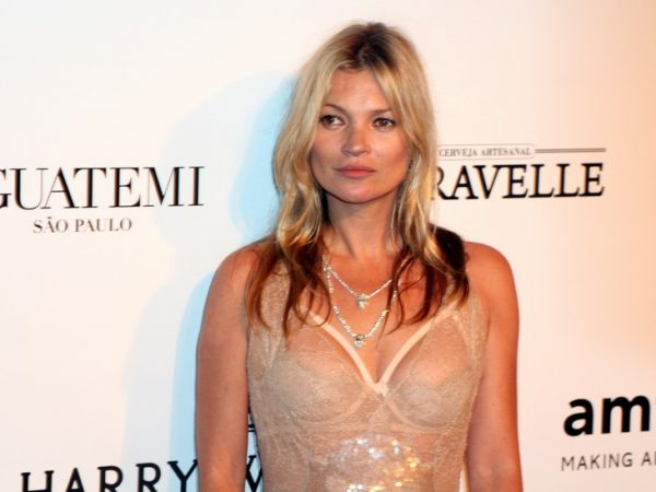 Kate Moss en collaboration avec la maison Liberty signera la prochaine collection Topshop