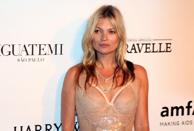 Kate Moss en collaboration avec la maison Liberty signera la prochaine collection Topshop