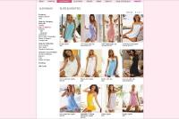 La fréquentation des grands sites de vente de vêtements a baissé en mars