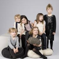 Une collection pour petites filles chez Kookaï
