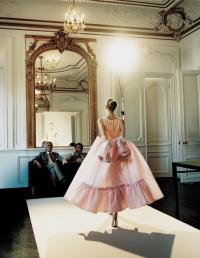 Le calendrier des défilés parisiens de haute couture automne-hiver 2008/2009
