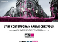 Affordable Art Fair Paris du 29 mai au 1er juin : le courrier de la décoration