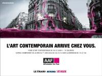Affordable Art Fair Paris du 29 mai au 1er juin : le courrier de la décoration