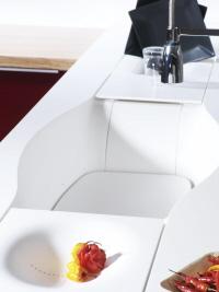"""""""Chemin d'eau"""", le nouveau concept de cuisine développé par Jean-Michel Policar et Pérène"""
