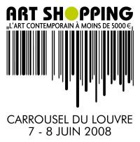 Le Salon Art Shopping dédié àl'art contemporain à petits prix se déroulera ce week-end