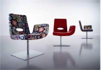 le fauteuil Axel, une création de Mauro Fadel