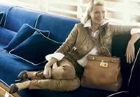 Gwyneth Paltrow ambassadrice de Tod's