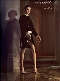 Charlotte Gainsbourg égérie de Balenciaga