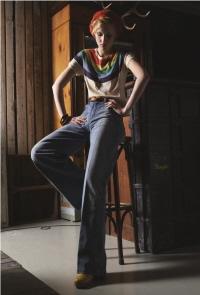 Only lance une ligne en coton biologique : le courrier de la mode