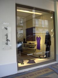 Agnès b. inaugure une nouvelle boutique àParis : le courrier de la mode
