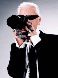 Karl Lagerfeld fête ses 70 ans mercredi : sa carrière en 20 dates