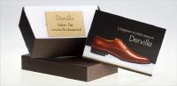 Modélisation 3D pour un coffret cadeau de chaussures sur mesure
