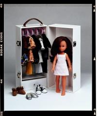 Noël 2008 : la poupée Corolle habillée par les créateurs du magasin Bon marché Rive Gauche