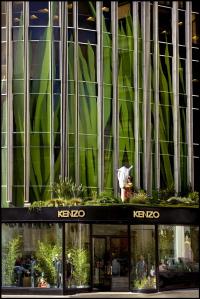 Kenzo ouvre une nouvelle boutique à Paris