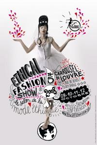 """Ethical Fashion Show àParis, le salon de la mode """"durable"""", ouvre ses portes jeudi"""