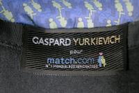 Le styliste Gaspard Yurkievich signe un chapeau pour les Catherinettes