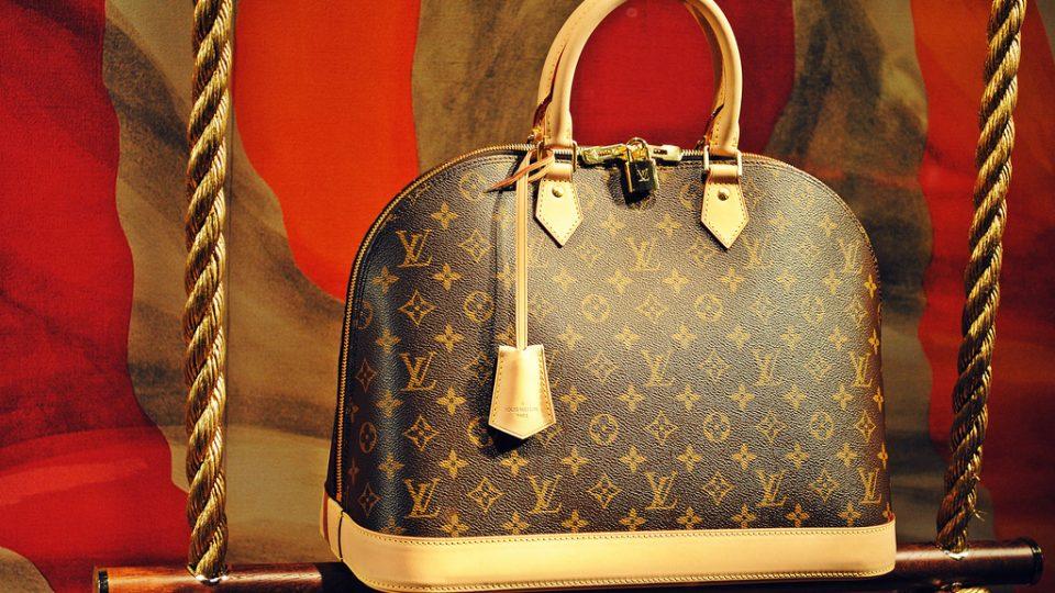 Louis Vuitton, première marque de luxe au monde en 2008