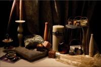 Bougies parfumées pour fêter Noël : le courrier de la décoration