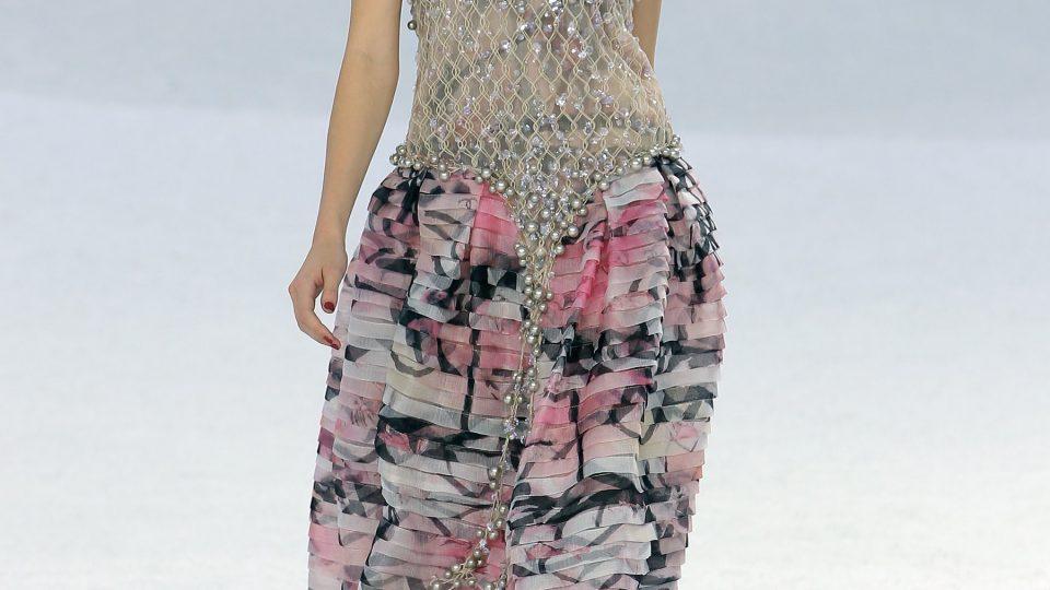 Heidi Mount est la nouvelle égérie Chanel pour la collection printemps-été 2009