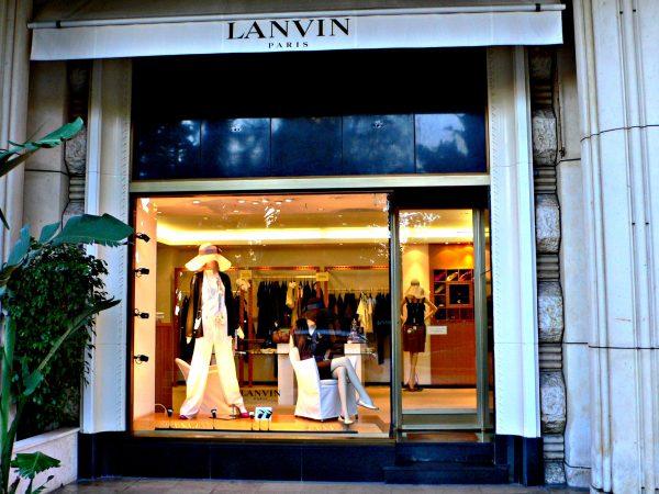 Lanvin collabore avec Acne pour une ligne de jeans
