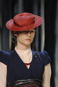 Chapeau Marc Jacobs