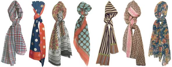 foulards Epice