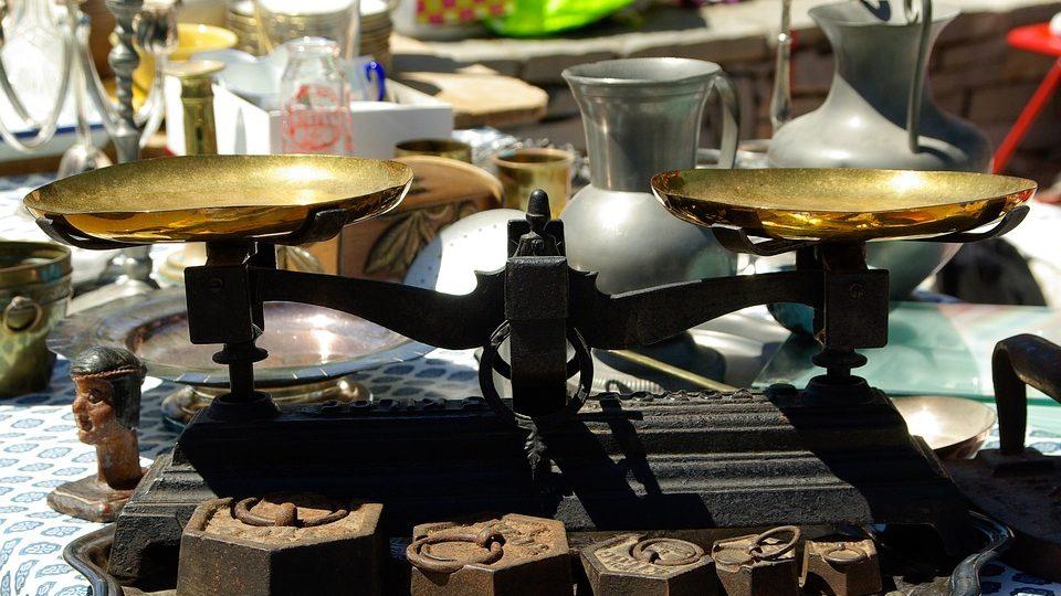 Brocante d'antiquités à La Bastille àpartir de jeudi