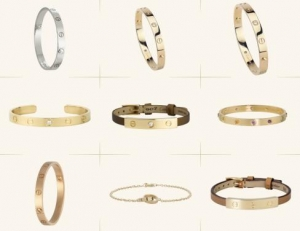 Bracelets Love Collection - Cartier
