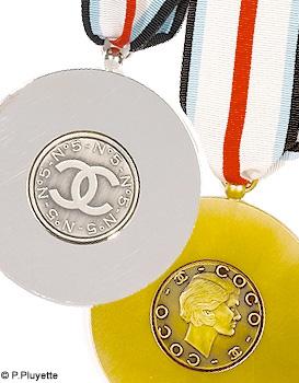 Médailles Chanel
