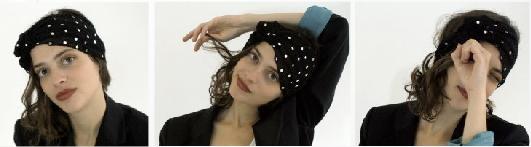 Le turban Mikaella Assouline