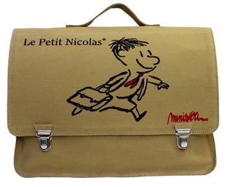 Le cartable Petit Nicolas