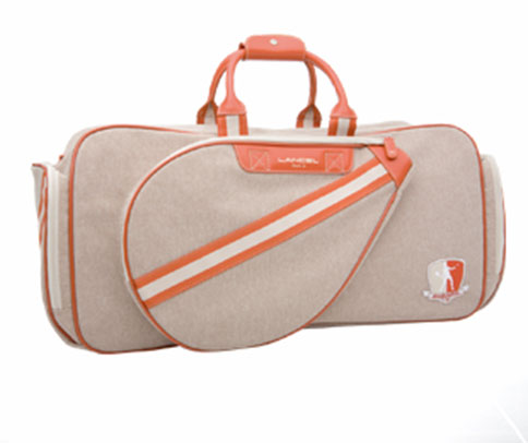 Le sac de tennis Lancel